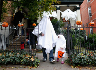 Halloween 2015: Trick-or-treat dates, times