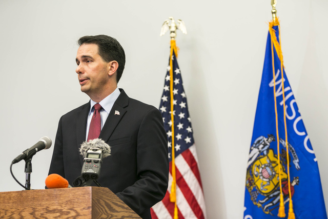 Walker's staff told in 2012 about prison issues