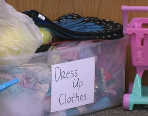 Shower will provide supplies to abuse victims