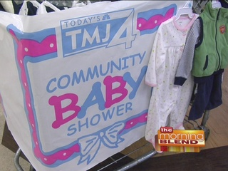 The 2016 Community Baby Shower