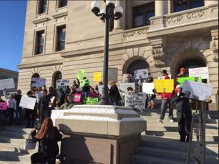 Steven Avery protest