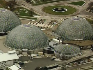Mitchell Park Domes closed for the weekend
