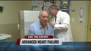 Ask the Expert: Preventing heart failure