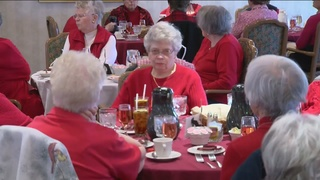 More than 100 ladies at VMP 'Go Red' Friday