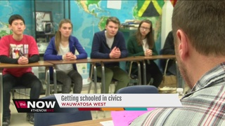 Tosa students compete in national civics contest
