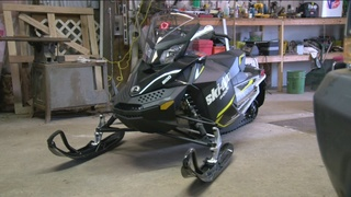 Where to find the best snowmobiling