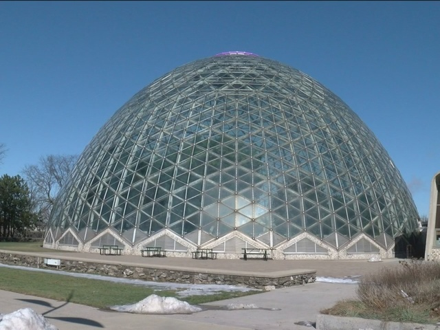 LIVE: Abele discusses Mitchell Domes closure