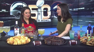 Recipe: Super Bowl Party Drinks