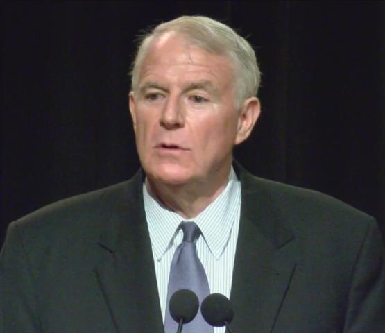 Barrett talks economy, crime in address