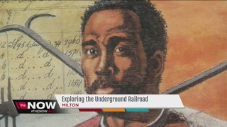 Milton, Wis. home to Underground Railroad stop