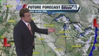 Highs in the teens Wednesday