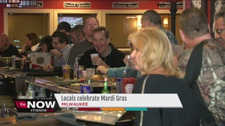 Milwaukee area celebrates Mardi Gras in style