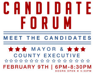 Mayoral, county executive candidates to debate