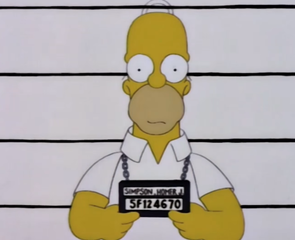 Mashup combines Making a Murder, The Simpsons