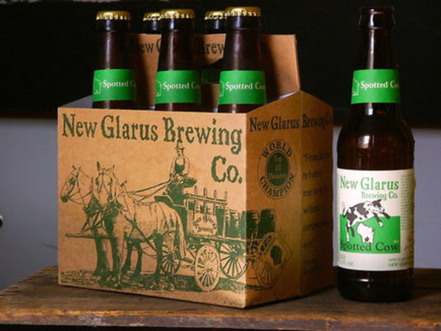 Minneapolis men charged for selling Spotted Cow
