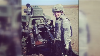 Local woman makes history with National Guard