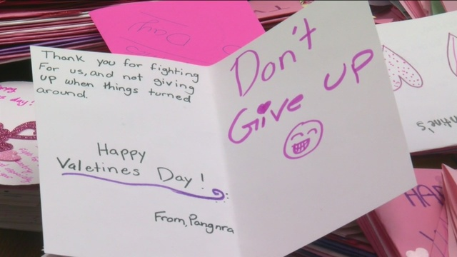 students send more than 700 valentines letters to va hospital tmj4 milwaukee wi