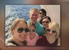 Local family remembers terror on cruise ship