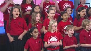 Children's Choir hosts Sing-A-Thon Saturday