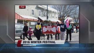 Cedarburg Winter Festival is this weekend