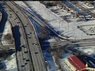 DOT urges drivers to use caution with snow