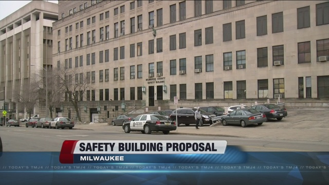Report Milwaukee County Looks At Building 184m