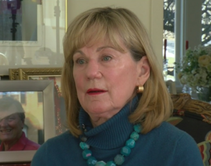 Sen. Darling opens up on death of her husband