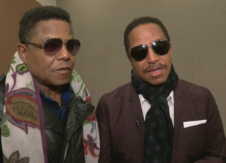 Tito, Marlon Jackson still entertaining, serving