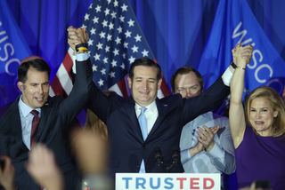 Wisconsin Primary Election Night