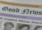 Local paper shares 'Just Good News'