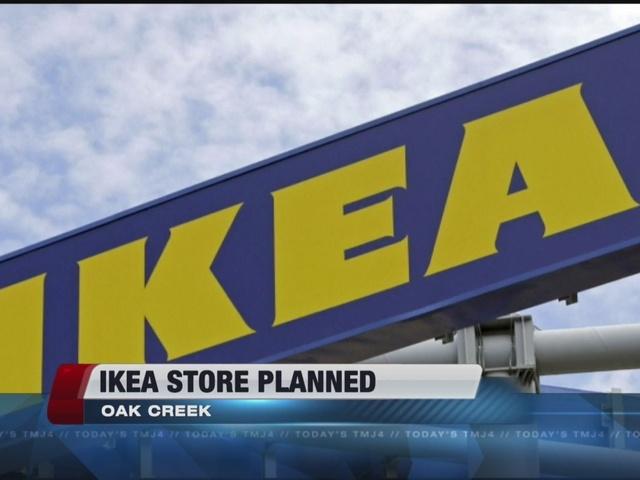 Report ikea plans oak creek store tmj4 milwaukee wi for Stores like ikea in hawaii