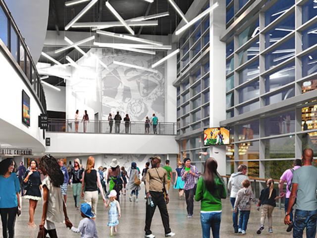 Milwaukee Bucks Unveil New Interior Arena Renderings