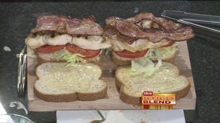 Not Your Typical BLT