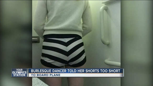 Seattle burlesque dancer barred from Jetblue flight because of ...
