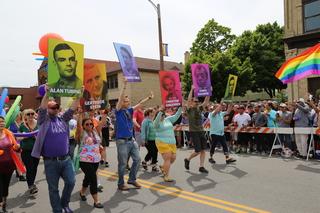 2016 Milwaukee Pride Parade