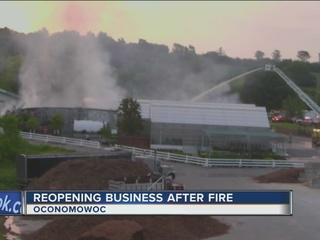 Oconomowoc Landscape Business to Rebuild