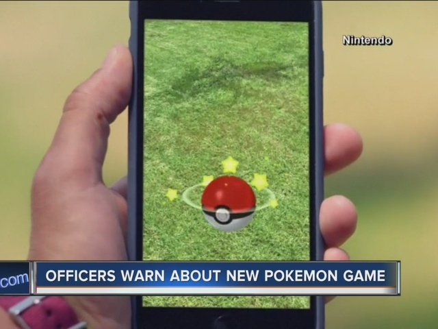 Police: Use caution with Pokemon Go app - Story