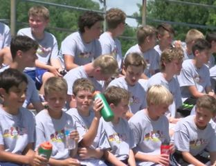 Milwaukee Torrent hosts soccer camp for kids