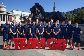 Rugby 7's athletes named for the Rio Olympics
