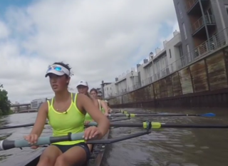 High school rowers find home on Milwaukee River
