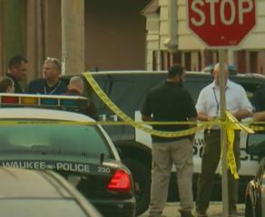Milwaukee police shoot, kill homicide suspect