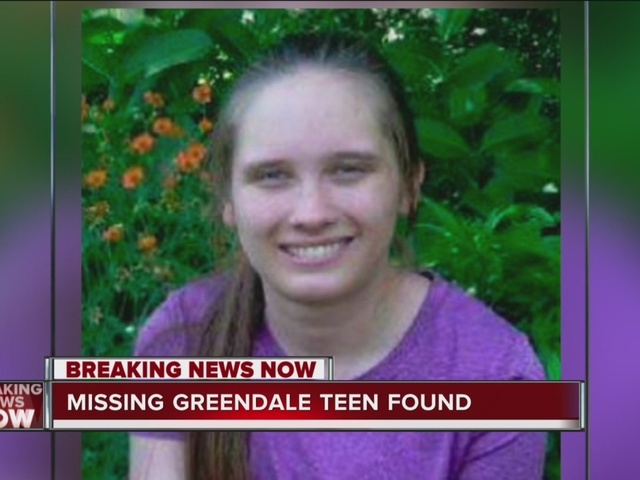 Features Missing Teen Found Safe 57