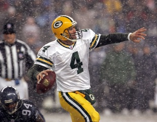 Packers Hall of Fame opens new Favre exhibit