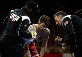 Germantown rallies around Olympic wrestler