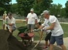GE Healthcare helps spruce up area schools