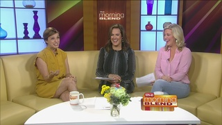 Chef & TV Host Pati Jinich on the Yellow Couch!