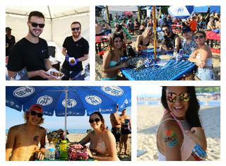 Surg Beach Party at Bradford Beach