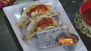 Flavorful Fish Tacos Made for Sharing
