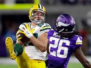 Week 2: Packers versus Vikings on SNF