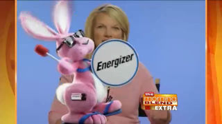 Blend Extra: The Energizer Bunny's New Look